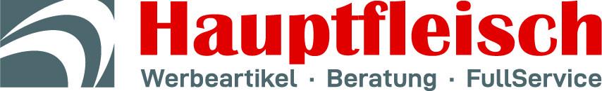 Hauptfleisch Werbeartikel Logo